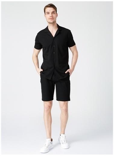 Fabrika Fabrika Gömlek Siyah